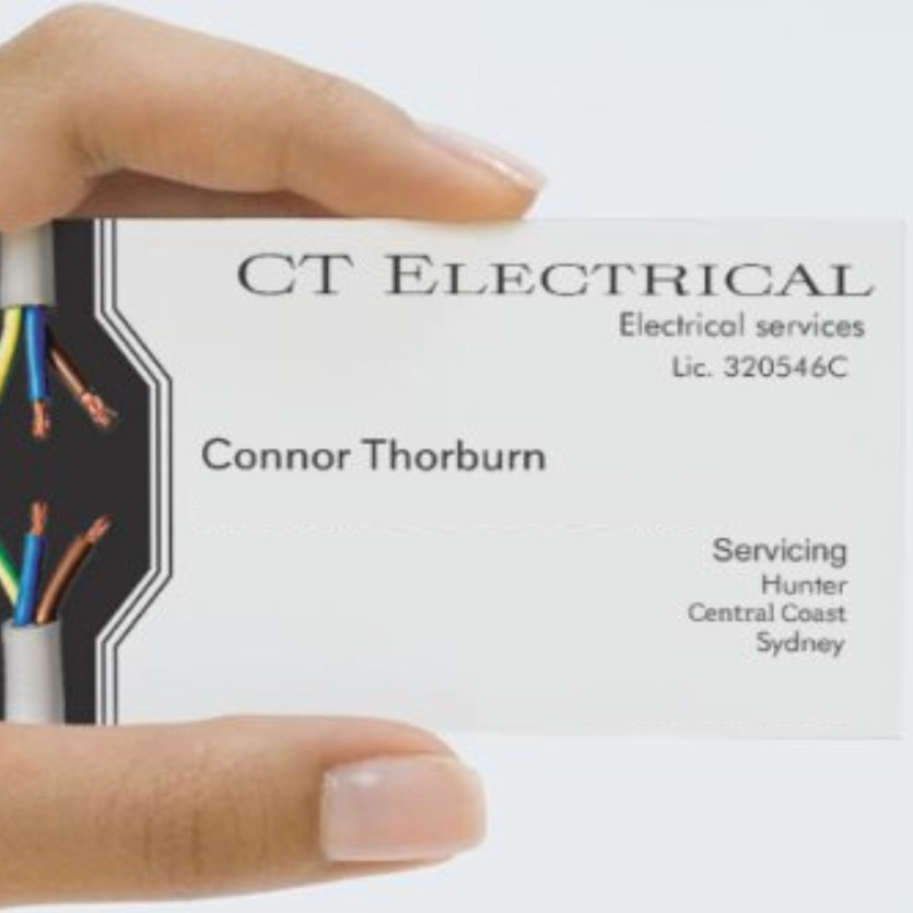 Connor Thorburn Electrical's profile picture